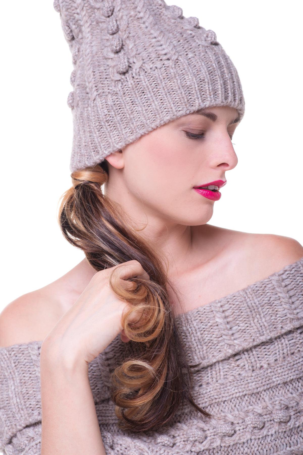 Acquista online Kemailù SALLY Cappello Punti Maglia in rilievo faf09b6d3f5c